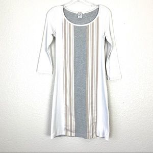PRAIRIE UNDERGROUND Jersey Knit T-shirt Dress XS